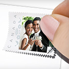 Say 'I do' to one-of-a-kind wedding mail!
