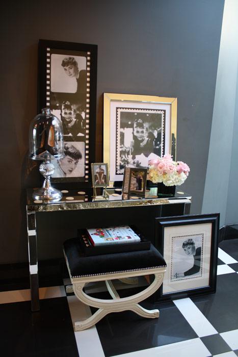 Audrey Hepburn Corner