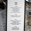 Detailed Menu Cards