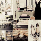 A Chic Shoe-Themed Bridal Shower
