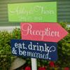 Summer Wedding Ideas - Decor Details