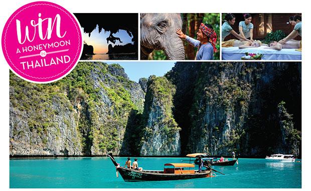 Win A Honeymoon Trip To Thailand Contest Canada Net