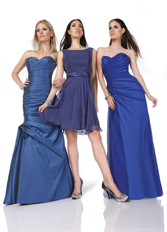 Impression Dresses Bridesmaid - Ocodea.com