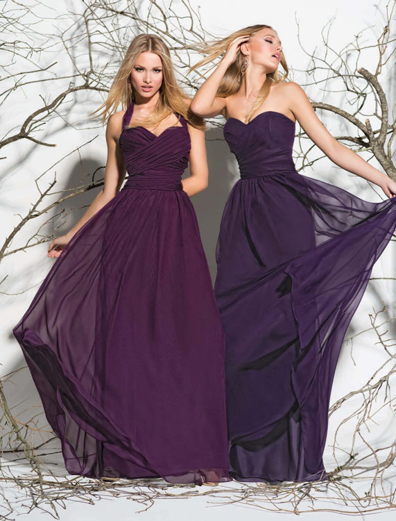 Spring/Summer 2014 bridesmaid dresses - TodaysBride.ca