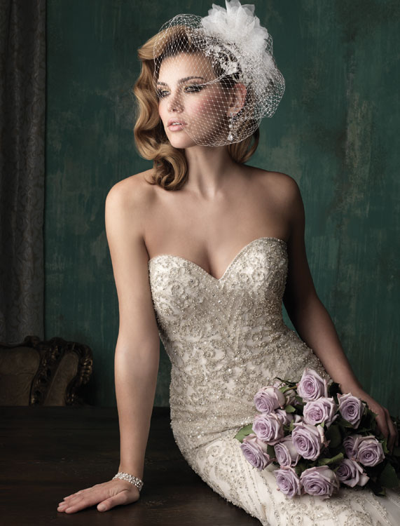 Smaids Allure Bridals Allure Bride 89