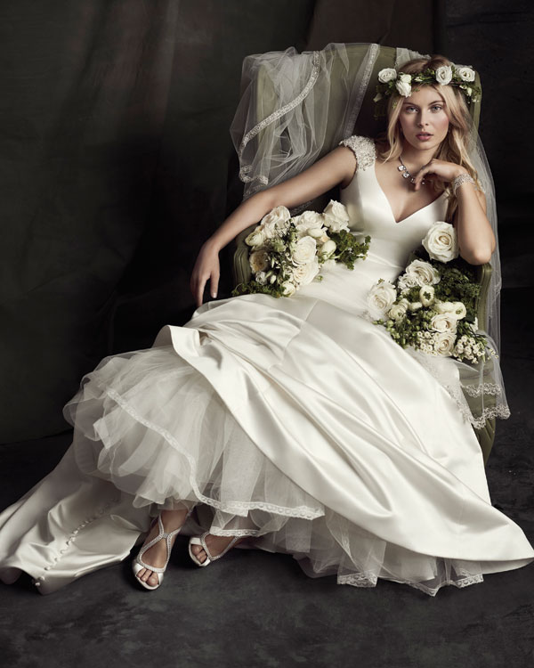 Ella designs wedding dresses