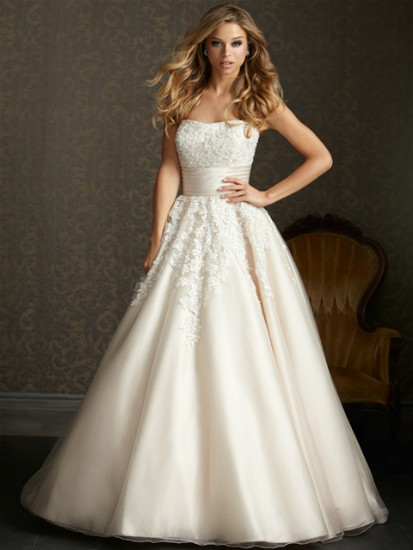 Exclusive by Allure Bridals - Style 2513