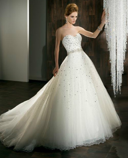 Princess Bridals by Demetrios - Style 525