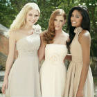 Bridesmaid dresses FW2012 (designers A to D)