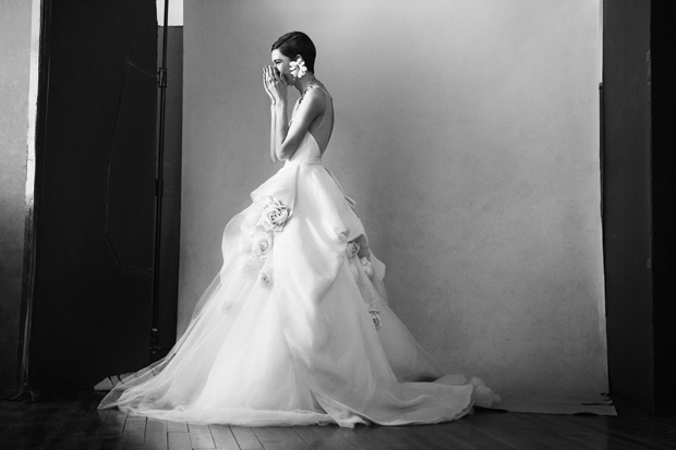 Haute couture inspiration from today 39 s bride for Haute couture today