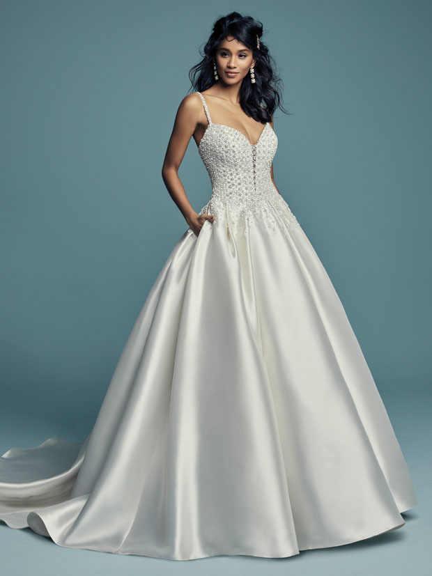 1bdfc9c9e4 Maggie Sottero Fall 2018 Lucienne Collection - TodaysBride.ca