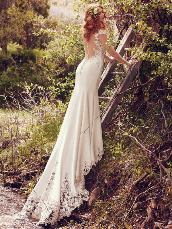 Maggie Sottero - Style Odette