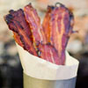 candied bacon strips a.k.a. pig candy