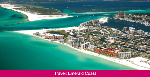 Travel: Emerald Coast