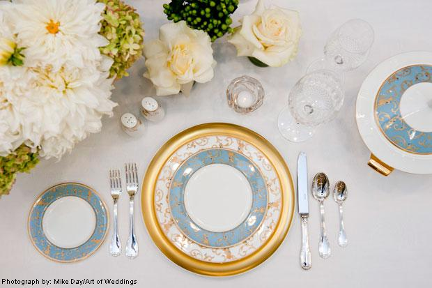 Here\u0027s how to set a lovely table & How to set a formal dinner table - TodaysBride.ca
