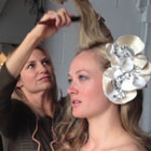 Video: Behind the scenes at the Spring/Summer 2013 Today&#39;s Bride photo shoot