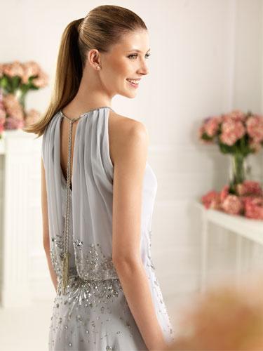 Metallic shades for bridesmaids - TodaysBride.ca