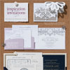 Trending Invitation Styles for 2015 - 1