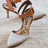 Okala Ivory Lea by Sam Edelman from Capezio