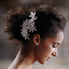 Bridal Hair with Bling: Our Favourite Jewelled Accessories