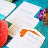 Colourful Invitations