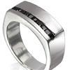 Men's surface ring