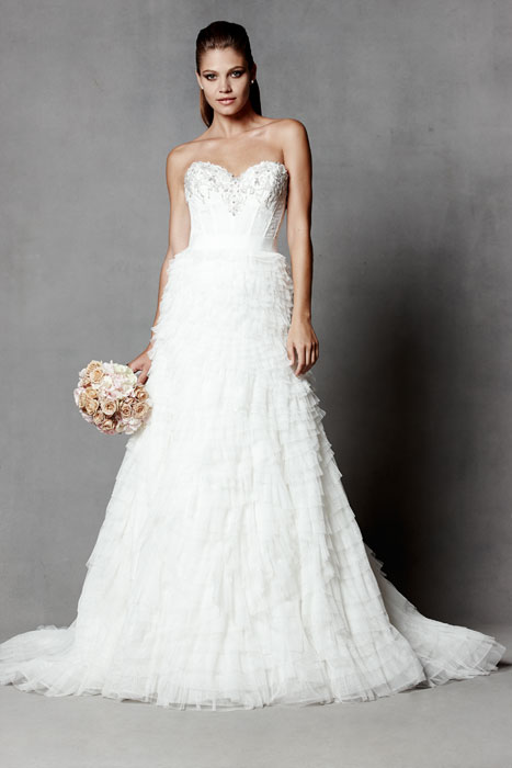 Watters Brides - Spring 2014 Collection - TodaysBride.ca
