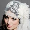 Lady Aurora Lace Cap