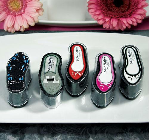 """""""Sole Mates"""" mini shoe polishers"""