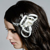 Lady Dia Ribbon Fascinator