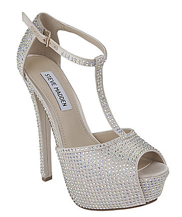 Stunning peep-toe shoes for every bride - TodaysBride.ca