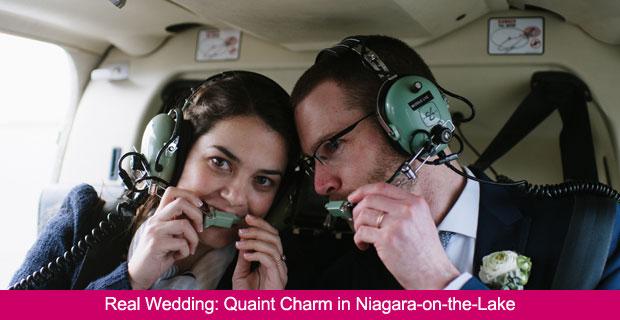A Charming Intimate Wedding in Niagara-on-the-Lake, Ontario