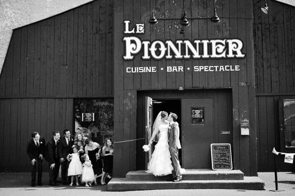 An Intimate Rustic Wedding In Montreal, Quebec
