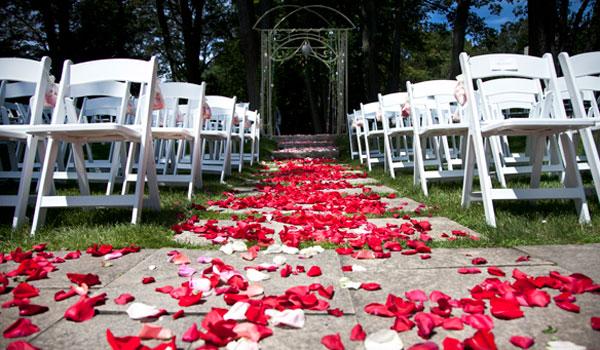 Wedding Ceremony Decor Ideas Todaysbride