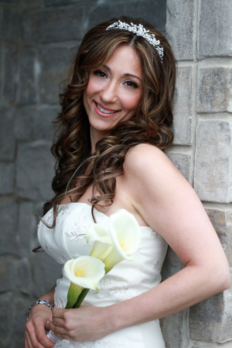 A Simply Stunning Family Focused Wedding In Oakville Ontario Todaysbride Ca