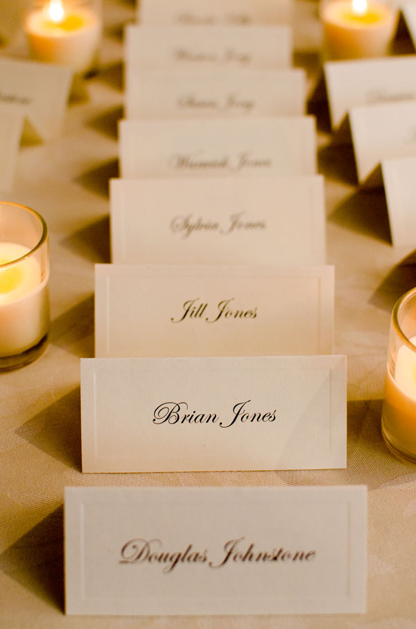 A Romantic Black Tie Wedding With DIY Details In Toronto