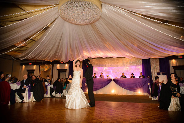 An Elegant Outdoor Wedding In Toronto Ontario: A Classic Elegant Wedding In Toronto, Ontario