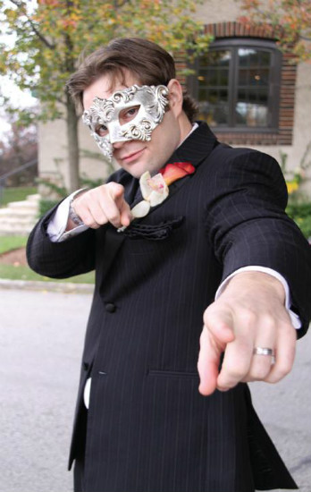 a masquerade wedding in toronto ontario todaysbrideca