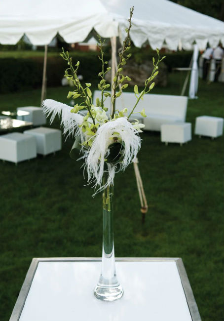 Shondra Debera Delanie homepage tamil wedding table decorations White daisy