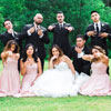 Hip & Happening Bridal Party