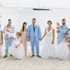 Beaming Bridal Party