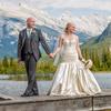 Newlyweds On the Dock