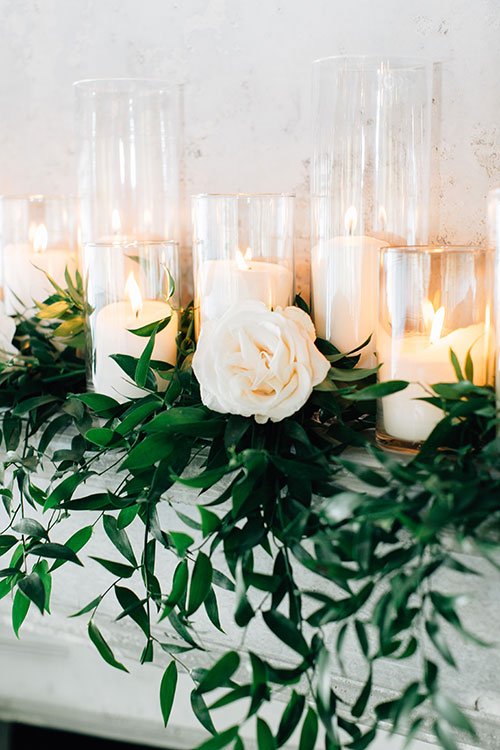 A Sophisticated Wedding With Natural Details In Calgary Alberta