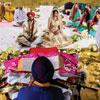 Sitting Ceremony