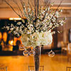 Elegant Wedding Centrepiece